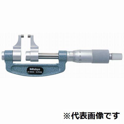 キャリパ形外側マイクロ/143-102/OMP-50【ミツトヨ】