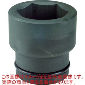 FPC インパクト ショート ソケット 差込角38.1mm 対辺80mm (3. 1.12WS80