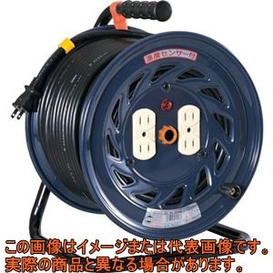 日動 電工ドラム 標準型100Vドラム 2芯 50m NF504D