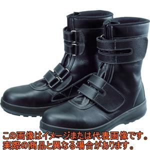 シモン シモン 安全靴 長編上靴 マジック マジック WS38黒 23.5cm 長編上靴 WS3823.5, ニシナリク:50067476 --- finfoundation.org