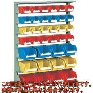 TRUSCO 重量コンテナラック H1265 T2X24 T5X12 U1234