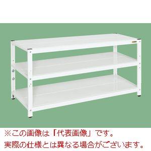 サカエラック高さ調整タイプ(100kg/段・3段タイプ) TSTN3-1570W【配送日時指定不可・個人宅不可】