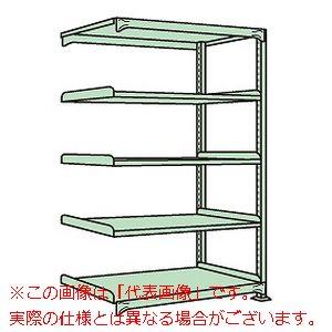 【期間限定】 ラークラック(150kg/段・連結・高さ2100mm・5段タイプ) RLW−2745R【配送日時指定・個人宅】:工具箱 店-DIY・工具