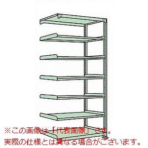 ラークラック(150kg/段・連結・高さ2400mm・7段タイプ) RL-3727R【配送日時指定不可・個人宅不可】