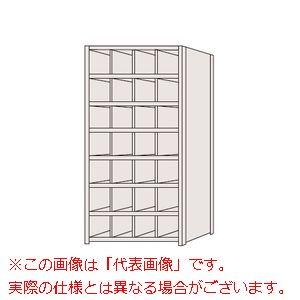 区分棚 棚板フラット・100kg/段・4列タイプ NCA111-407【配送日時指定不可・個人宅不可】