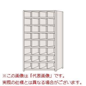 区分棚 棚板フラット・100kg/段・4列タイプ NCA110-408【配送日時指定不可・個人宅不可】