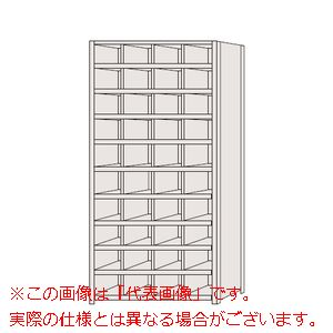 区分棚 棚板フラット・100kg/段・4列タイプ NCA110-410【配送日時指定不可・個人宅不可】
