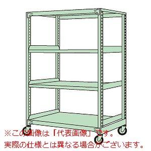 サカエ 中量キャスターラック MK-8354U 【代引き不可・配送時間指定不可】