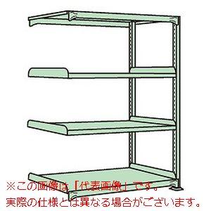 ラークラック(150kg/段・連結・高さ1800mm・4段タイプ) RL-1544R【配送日時指定不可・個人宅不可】