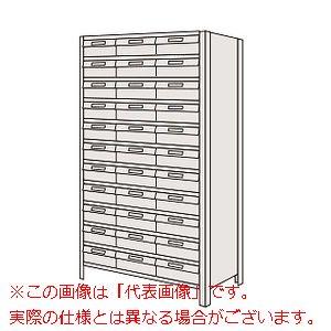 超爆安  物品棚LEK型樹脂ボックス(100kg/段・高さ1800mm・10段タイプ) LEK1110-36T【配送日時指定・個人宅】, ヘルシー生活館:cc5b1911 --- beautyflurry.com