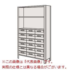 サカエ 物品棚LEK型樹脂ボックス LEK1119-18T 【代引き不可・配送時間指定不可】