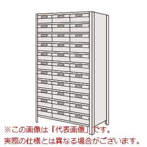 特別オファー 物品棚LEK型樹脂ボックス(100kg/段・高さ1800mm・12段タイプ) LEK1122−33T【配送日時指定・個人宅】:工具箱 店-DIY・工具