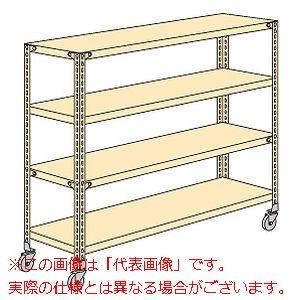サカエ 軽量キャスターラック NWR8344 【代引き不可・配送時間指定不可】