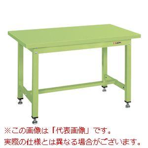 中量作業台KVタイプ(スチールカブセ天板) KV-383PC【配送日時指定不可・個人宅不可】