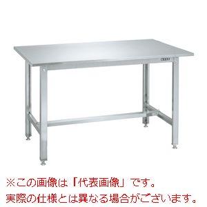 ステンレス作業台(ステンレスカブセ天板) SUS4-127HCLC【配送日時指定不可・個人宅不可】
