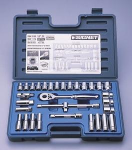 SIGNET 13732 1/2DR 32PC MM ソケットレンチセット