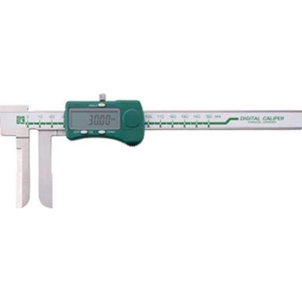 SK デジタルインサイドノギス ナイフエッジ型 D150IK