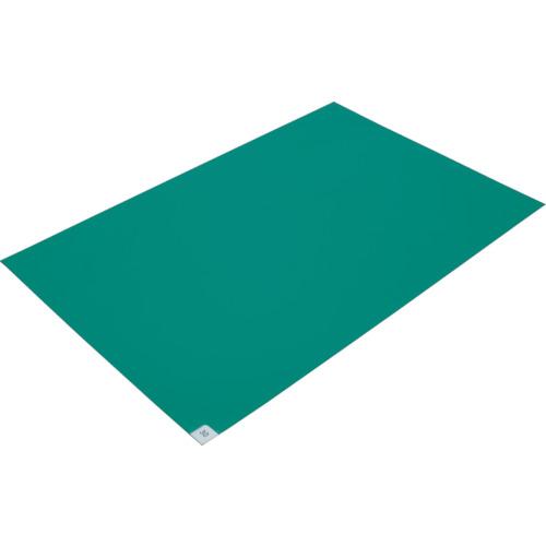【代引き不可・配送時間指定不可】 ブラストン 粘着マット 緑 (10枚入) BSC-84001-G