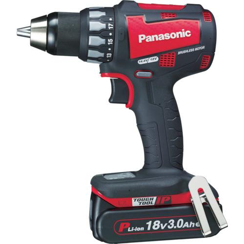 Panasonic 充電ドリルドライバー 18V 3.0Ah (赤) EZ74A2PN2G-R