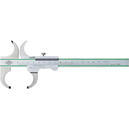 カノン 両丸口ノギス150mm RA15