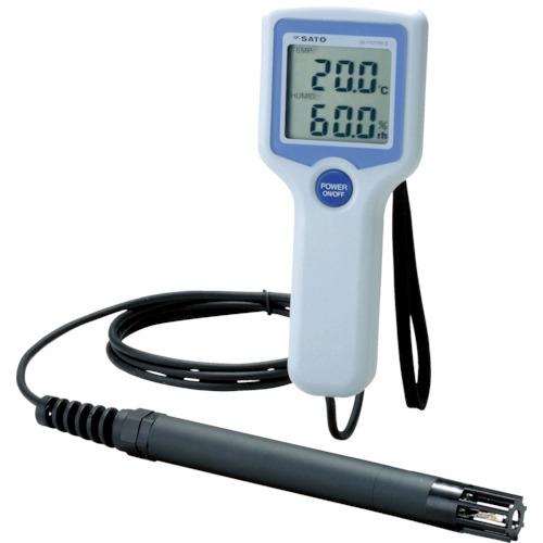佐藤 デジタル温湿度計SK-110TRH2(TYPE1)(8111-00) SK-110TRH2-1