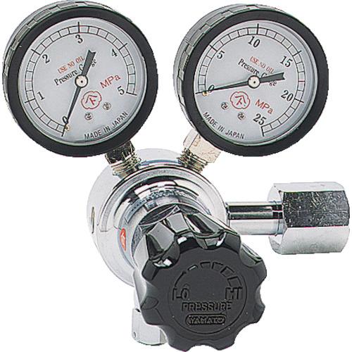 ヤマト 窒素ガス用調整器 YR-5061-1101-N2 YR-5061 (コウアツヨウ)