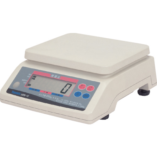 ヤマト デジタル式上皿自動はかり UDS-1VN(検定外品) 12kg UDS-IVN-12