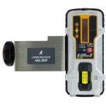 シンワ測定 レーザーレシーバー2受光器(ホルダー付) コード77398
