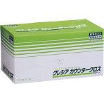 日本製紙クレシア カウンタークロス 厚手タイプ グリーン 65311 1ケース