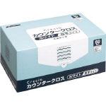 日本製紙クレシア カウンタークロス 厚手タイプ ホワイト 65302 1ケース