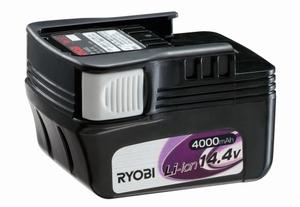 【送料無料】リョービ(RYOBI)電池パックB-1440L コード 6406431
