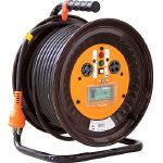 【送料無料】日動 電工ドラム 三相200Vドラム アース漏電しゃ断器付 30m ND-EB330-20A