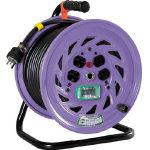 【送料無料】日動 電工ドラム 単相200Vドラム アース漏電しゃ断器付 30m NF-EB230-15A