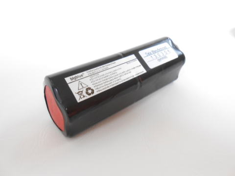 LEDライト bigblue(ビックブルー) TL-1800用 スペア用ニッケル水素充電池
