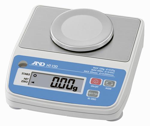 A&D デジタルはかり HT-120 L00194