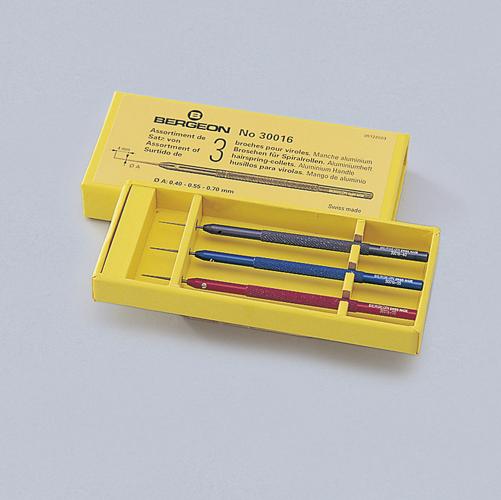 BERGEON(ベルジョン) ヘアスプリングコレット 30016 F230016