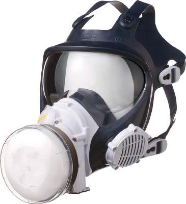 シゲマツ 電動ファン付呼吸用保護具 本体Sy185(フィルタなし)(20650)SY185-M  重松製作所