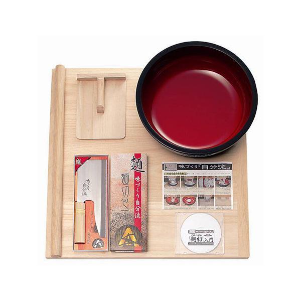 豊稔企販 家庭用麺打セットA DVD付A-1230
