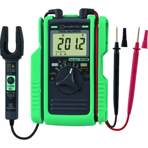KYORITSU 2012RA AC/DCクランプ付デジタルマルチメータ KEWMATE2012RA 共立電気計器