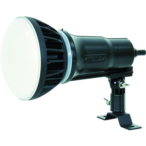 TOL-E50J-BK-50K 常設型 電線1.5m 本体黒 日動 昼白色 LED投光器50W