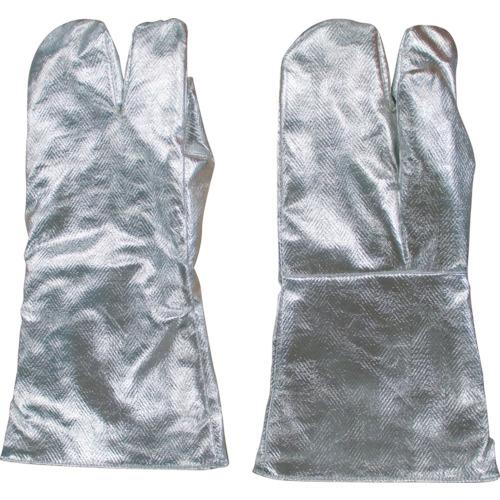 日本エンコン アルミ3指手袋(中綿入り) 5062