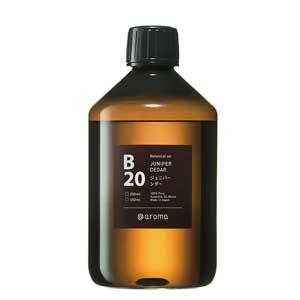 アットアロマ エッセンシャルオイル B20 ジュニパーシダー 450ML ボタニカルエアー