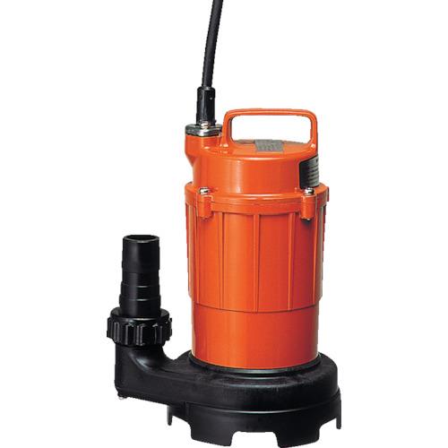 寺田 小型汚水用水中ポンプ 非自動 60Hz SG-150C(60HZ)