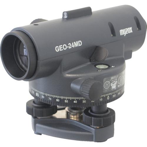 マイゾックス オートレベル GEO-24MD(三脚付)GEO-24MD