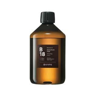 アットアロマ エッセンシャルオイル B18 マジョラムパイン 450ML ボタニカルエアー