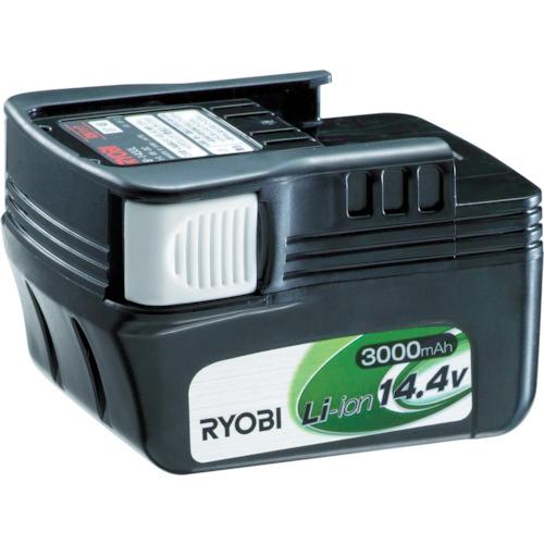 【送料無料】リョービ(RYOBI)リチウムイオン14.4Vシリーズ用部品電池パックB-1430Lコード 6405851