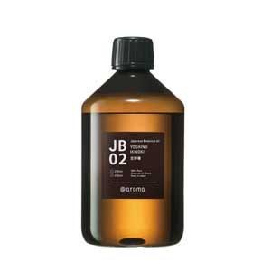 アットアロマ エッセンシャルオイル JB02 吉野檜 450ML ジャパニーズエアー