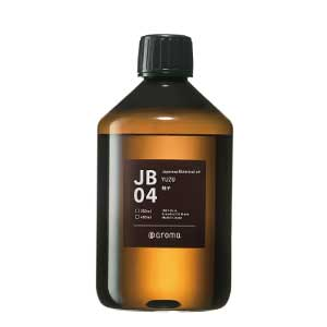 アットアロマ エッセンシャルオイル JB04 柚子 450ML ジャパニーズエアー