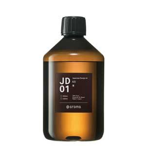アットアロマ エッセンシャルオイル JD01 清(SEI) 450ML ジャパニーズエアー