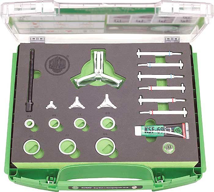 ☆KUKKO/クッコ K-70-A PULLPO ボールベアリングプーラーセット 引抜工具 K-70-A 輸入工具, ツールショップキカイヤ:e484453f --- sunward.msk.ru